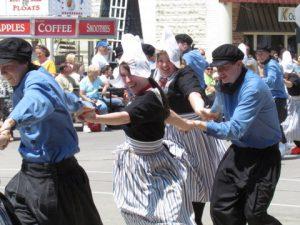 Tulip festival kicks off summer season
