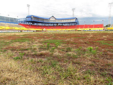 Rosenblatt before demolition