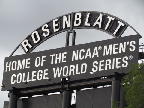 Rosenblatt - Original home of the College World Series