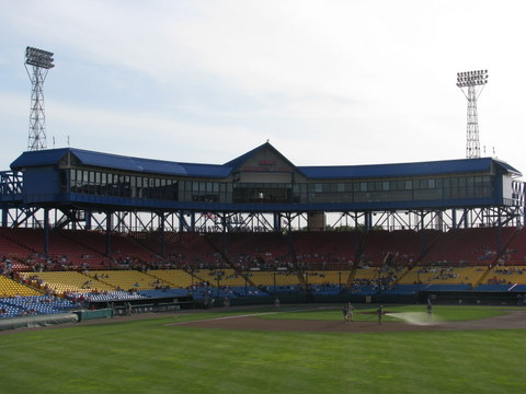 Rosenblatt in its heyday