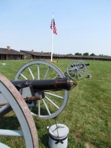 Re-enacting history at Fort Atkinson