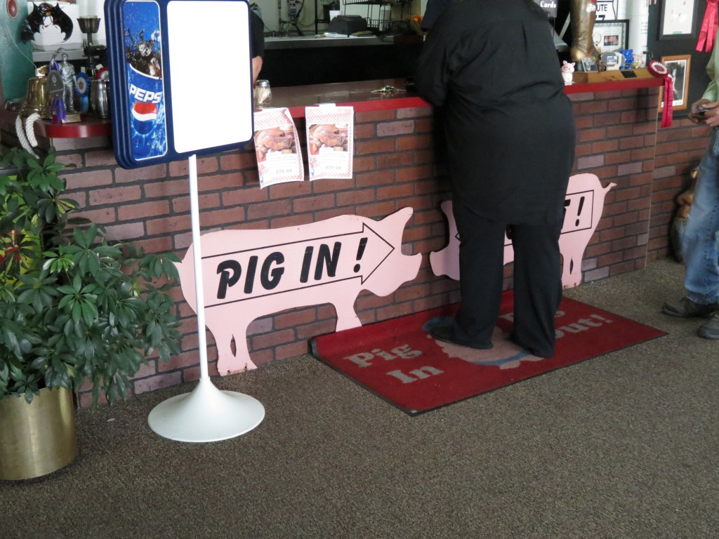 Pig In Pig Out Bbq in Wichita