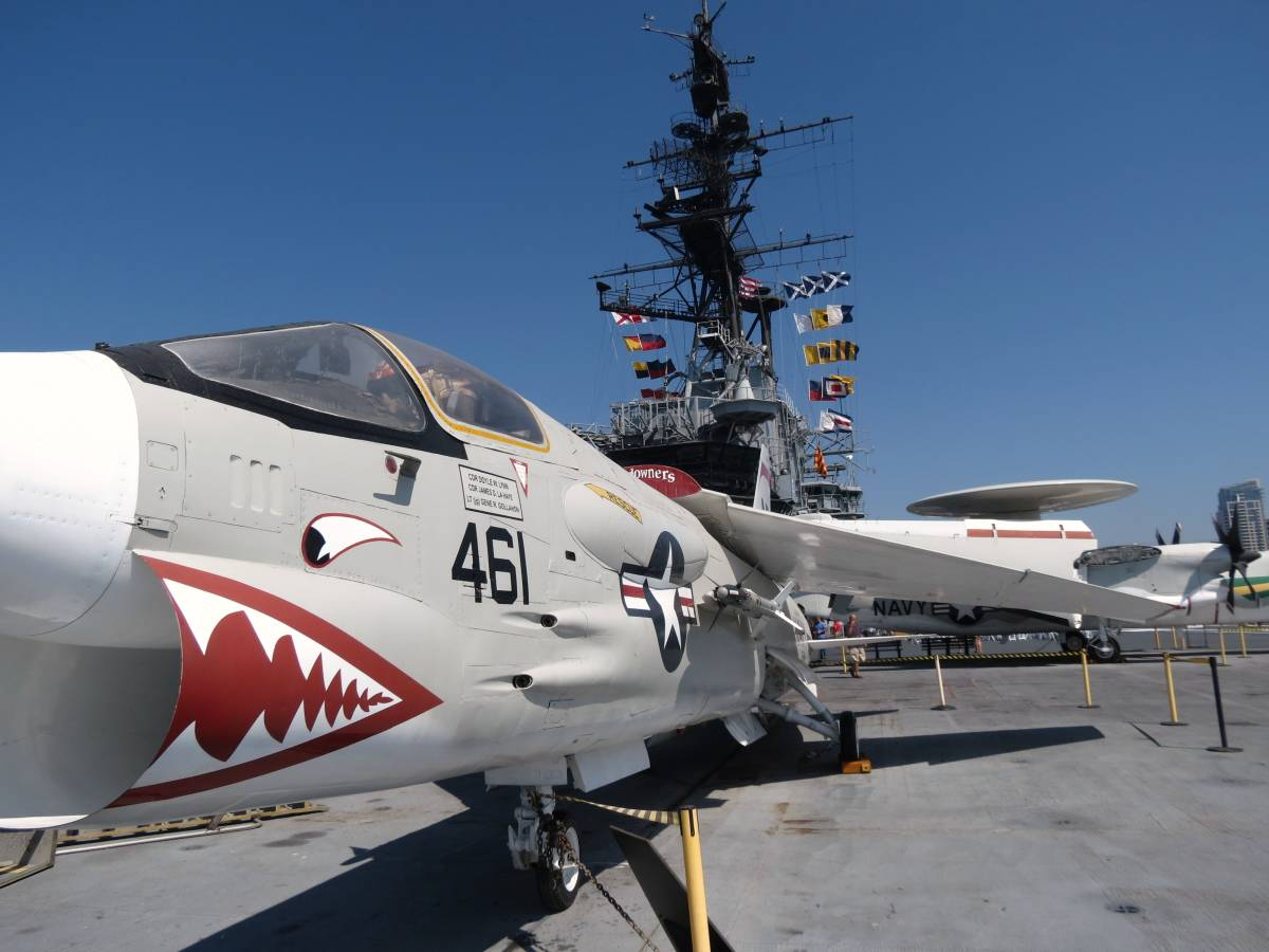 USS Midway offers floating museum of naval history and operations
