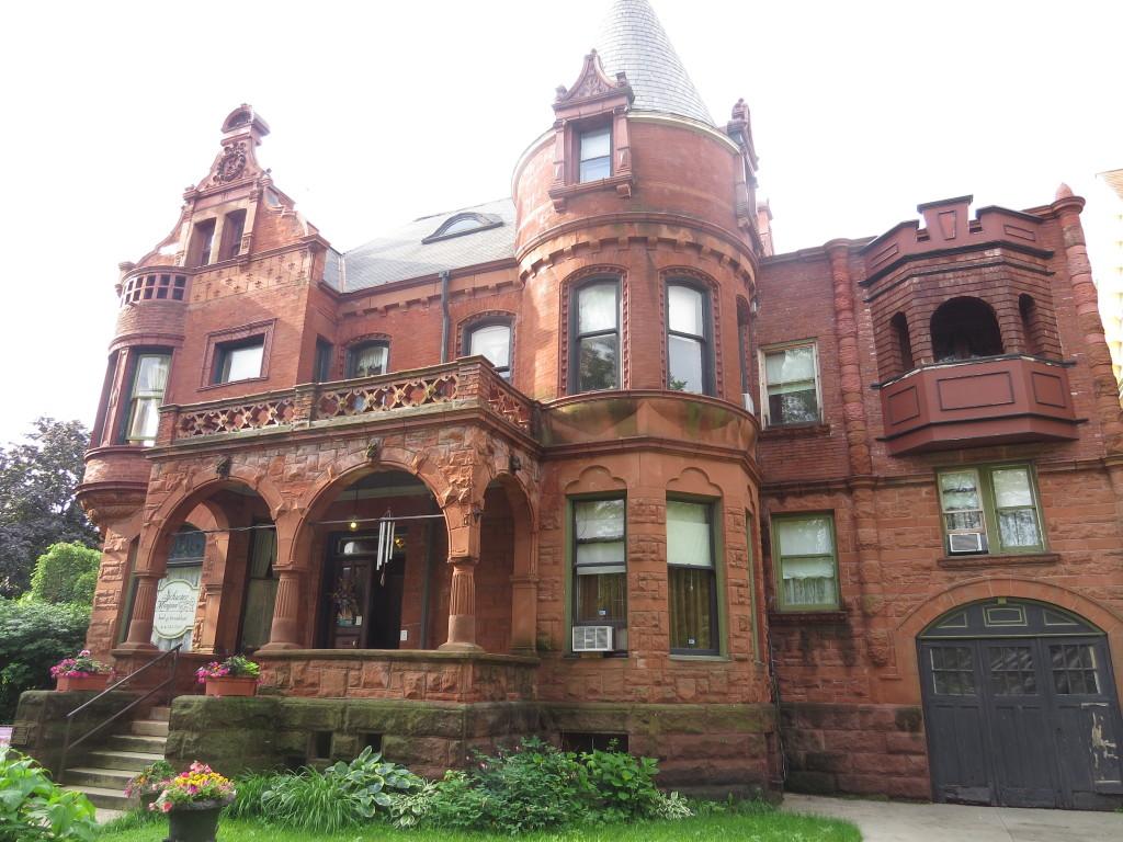 Schuster Mansion