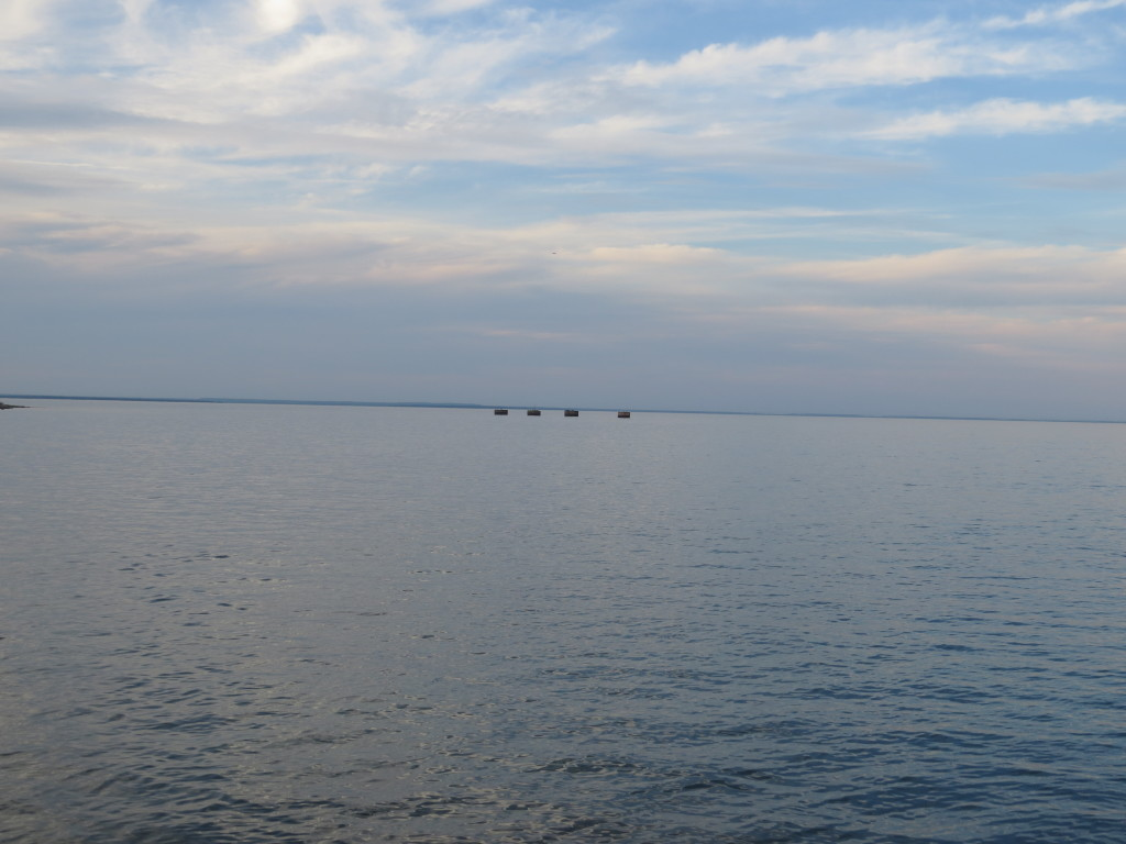 Views from St. Ignace in Upper Michigan