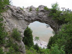 History comes alive at Mackinac Island