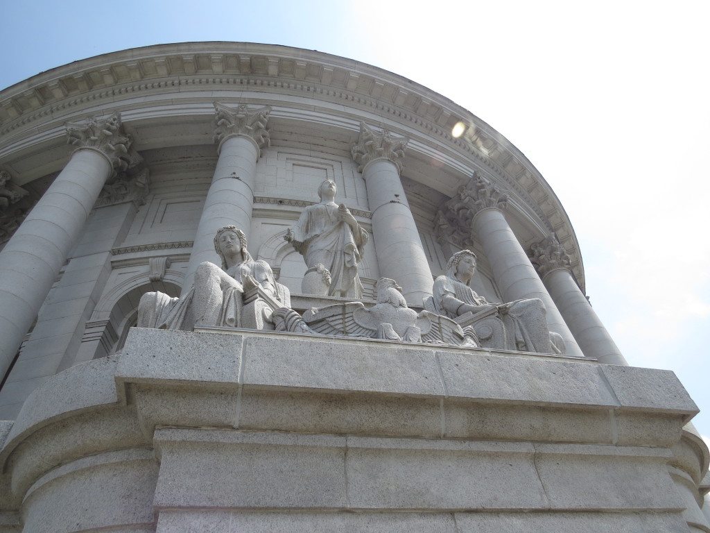 Capital in Madison, Wisconsin