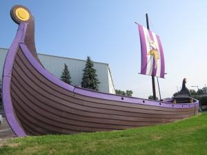 Vikings stop tops sports visits