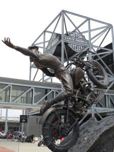 Harley Museum rocks Milwaukee