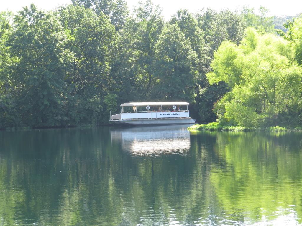 Boat Tour at Kansas City Zoo
