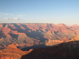 Grand Canyon – Majestic view 17 million years in the making
