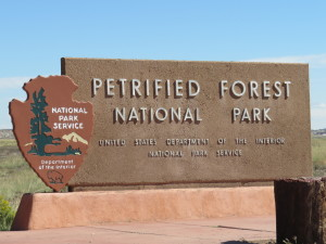Petrified Forest, Painted Desert offer beautiful desert drive