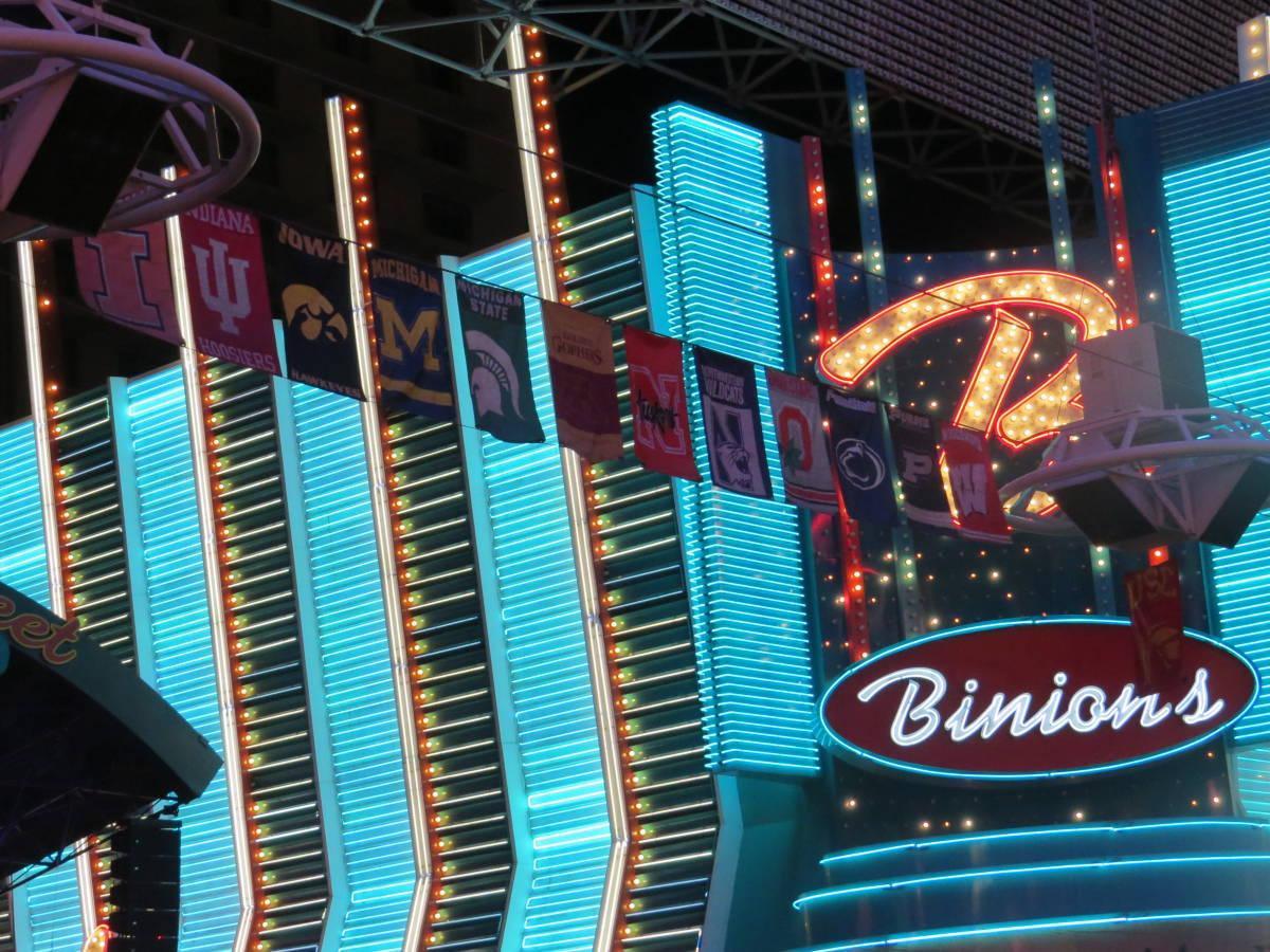 Fremont Street Experience, the Original Vegas Strip