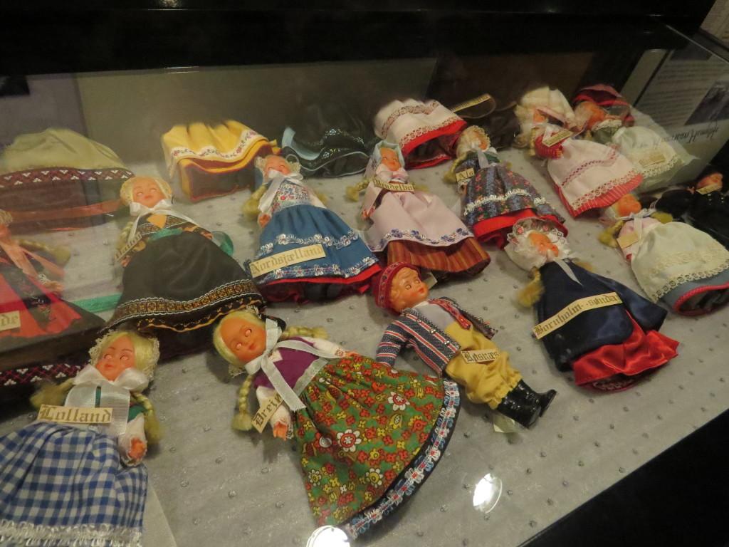 Danish Dolls at Danish Immigrant Museum in Elk Horn, IA