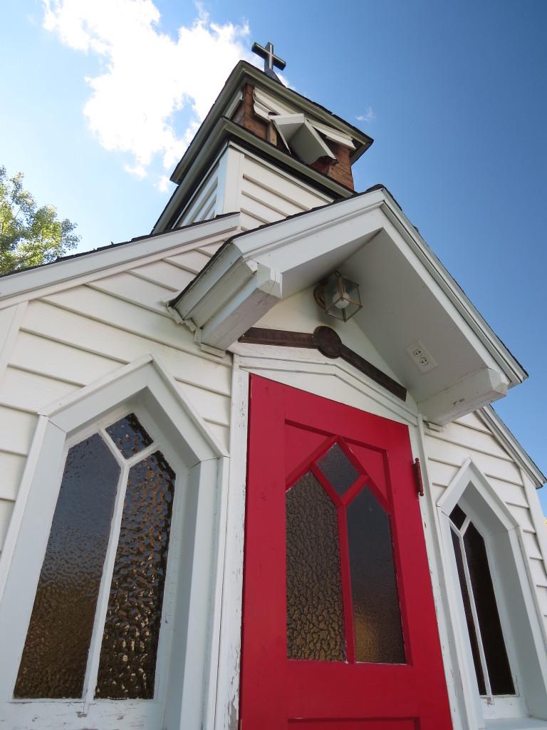 Danish Lutheran church in Elk Horn, IA