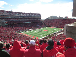 More than the game; Taking in Cornhusker history at Memorial Stadium