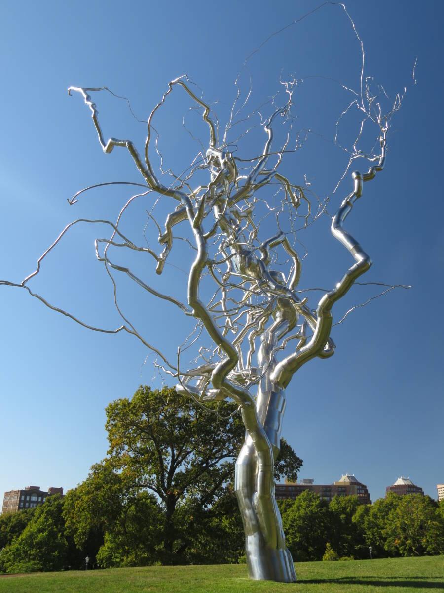 Kansas City S Nelson Atkins Sculpture Park Piques Art