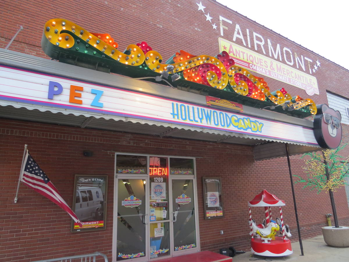 Omaha's Hollywood Candy adds sweetness to movie fun