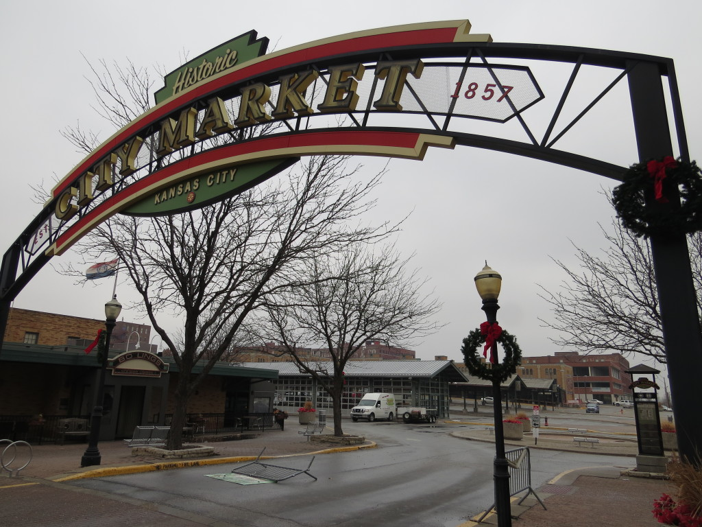 KC's City Market offers international cuisine, shopping; The Walking Tourists
