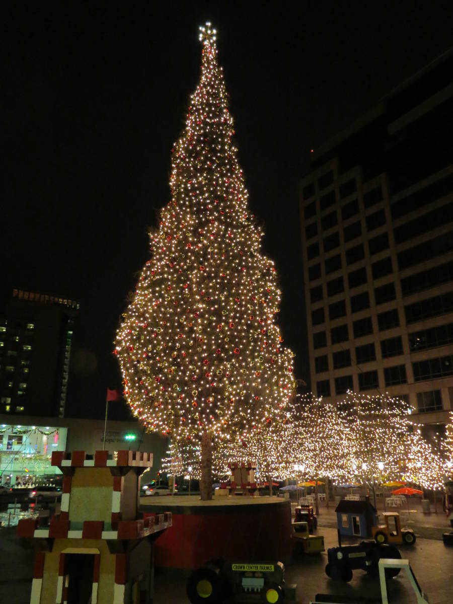 Christmas Trees Kansas City