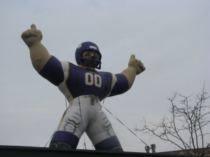 Skol Vikings; Minnesota bids farewell to Metrodome