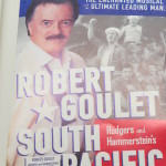 Robert Goulet appeared at the theater