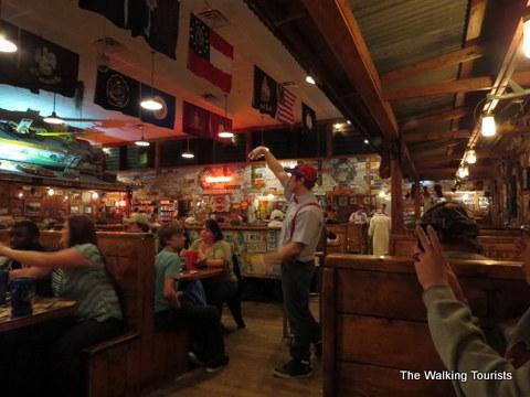 Lambert S Cafe Sikeston Missouri Restaurant Is Home Of Throwed