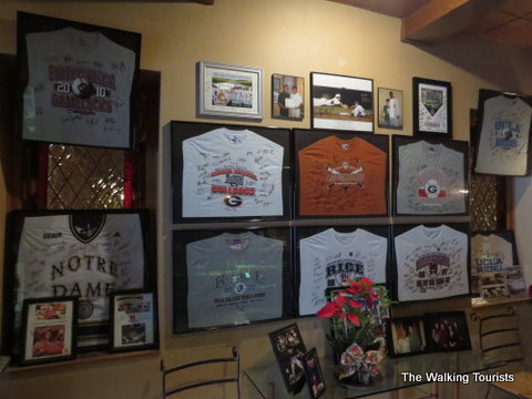 Cascio's is a popular stop for teams and fans during the College World Series.