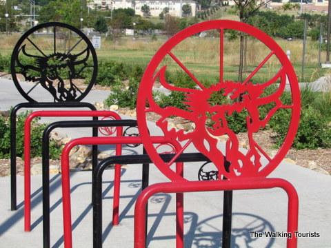 UNO bike racks