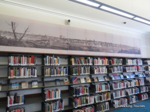 Libraries as tourist attractions: Maybe some film, quotes or art for your liking