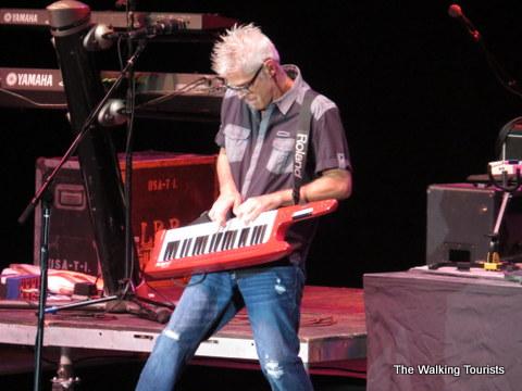 Little River Band's keyboardist
