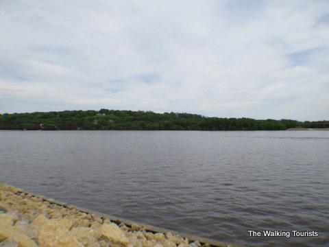 Riverview views