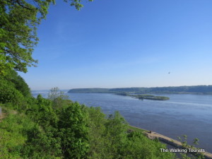 Dubuque's Eagle Point Park great place for nature