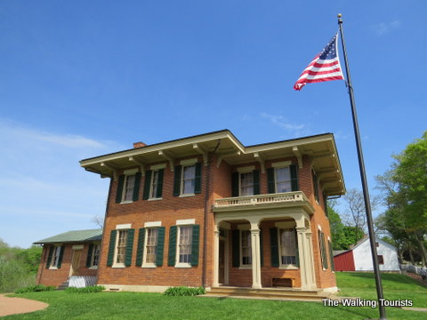 US Grant home highlights Galena's history