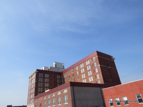 Hotel Julien building