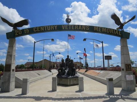20th Century Veteran's Memorial