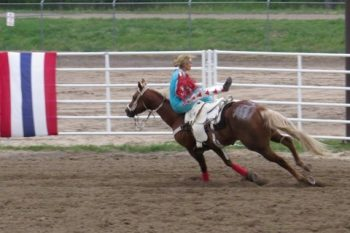 North Platte Wild West Show