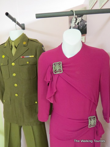 clothing from Lincoln County Historical Museum