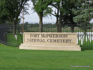 Fort McPherson cemetery offers chance to pay respect to veterans