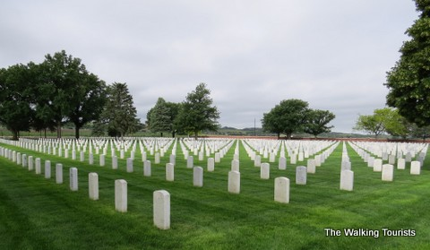 Ft. McPherson Military Cemetery