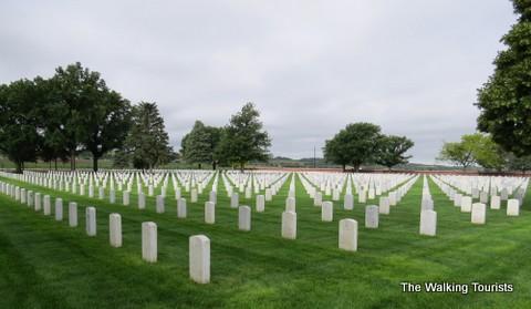Ft. McPherson Military Cemetery