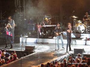 Lady Antebellum concert overcomes soggy delay