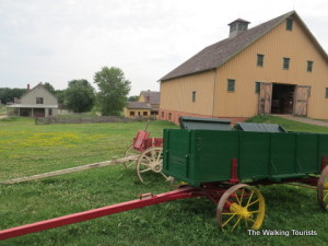 Harvest season: Take a walk back in time at Des Moines' Living History Farms