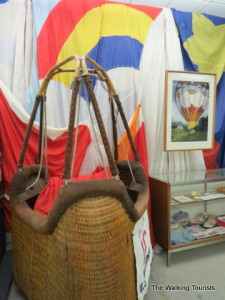 National Balloon Museum covers ballooning history