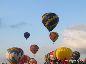 National Balloon Classic takes off with us