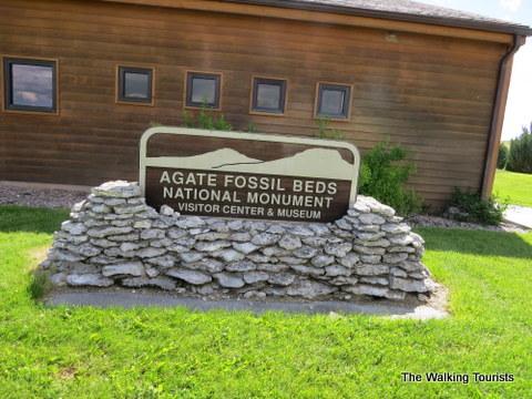 Nebraska Passport 2016 Agate Fossil Beds National