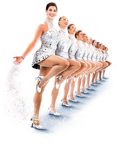 DancersLineNWZ 8 x 10