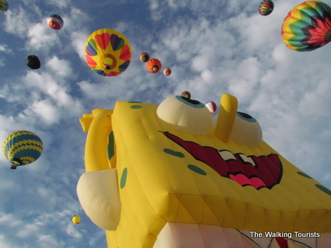 Albuquerque International Balloon Fiesta should be on bucket lists
