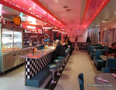 Route 66 Diner Albuquerque