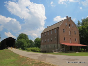 Bollinger Mill dates back to early 19th century